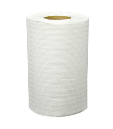 Handdoekrol Mini centerfeed Recycled tissue 1 laags 20 cm x 120 meter