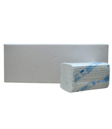 Handdoekjes, Z-vouw flusable cellulose 3 laags 22 x 22 cm