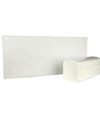 Handdoekjes Interfold cellulose 3 laags 32 x 22 cm