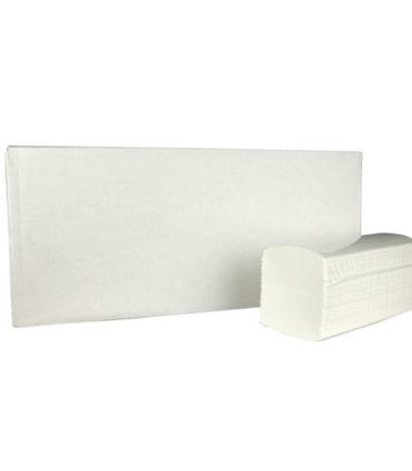 Handdoekjes Interfold cellulose 2 laags 42 x 22 cm