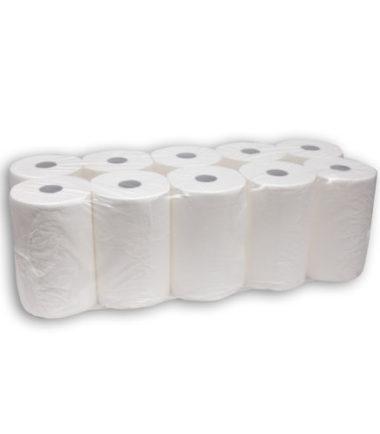Handdoekrol cellulose 3 laags 22 cm x 70 meter