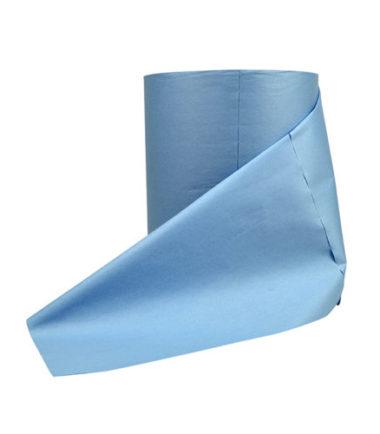 Supertex donkerblauw 38 x 29 cm 500 vel op rol