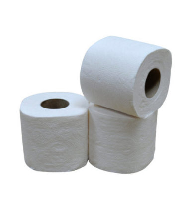 Toiletpapier Traditioneel cellulose 2 laags 200 vel