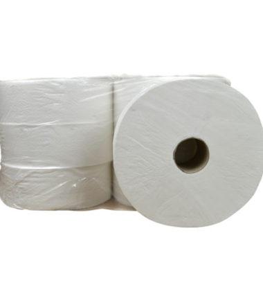 Toiletpapier Jumbo Maxi cellulose 2 laags 380 meter