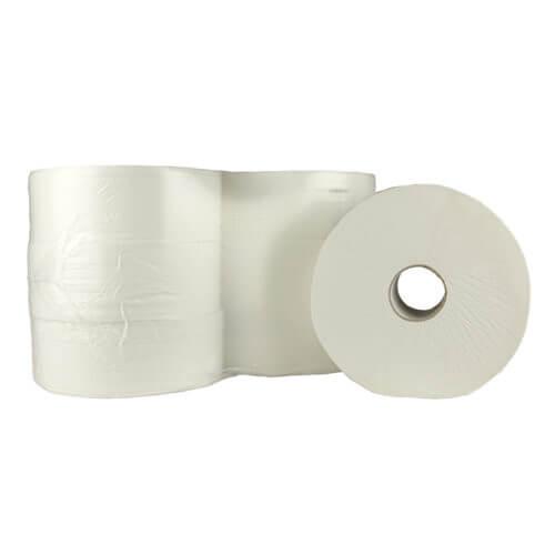 Toiletpapier Maxi Jumbo cellulose 2 laags 380 meter