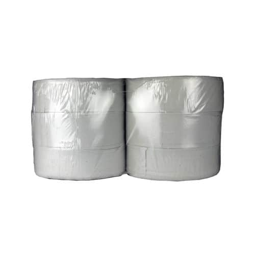 Toiletpapier Jumbo Maxi Recycled Tissue 2 laags 380 meter