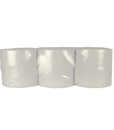 Toiletpapier Jumbo Mini Recycled Tissue 2 laags 180 meter