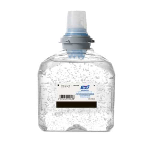 GOJO TFX foam Purell 2 x 1200 ml
