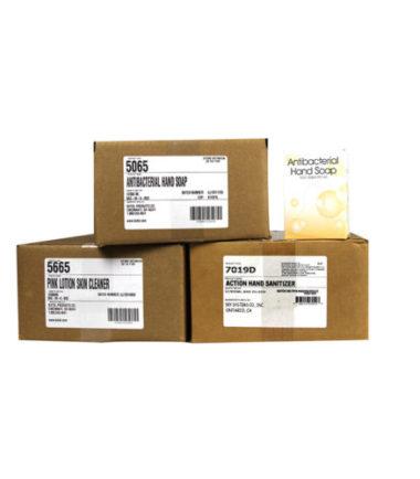 Anti bacterieel zeep bag-in-box 12 x 800 ml