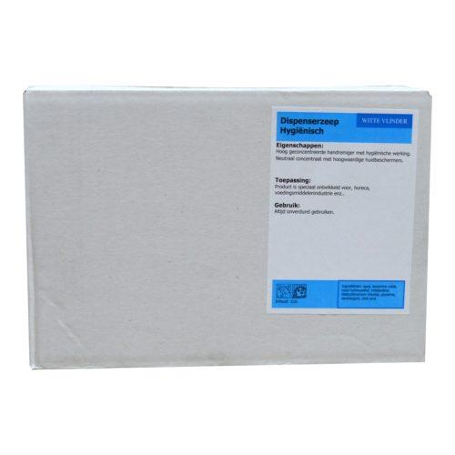 Zeepcreme Mevon 88 hygienische handzeep flacon 6 x 1000 ml
