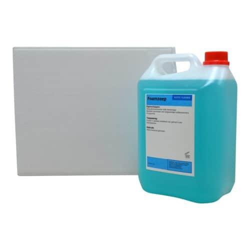Navulzeep Foam 2 x 5 liter