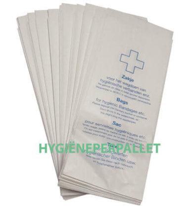 maandverband hygiene zakjes H