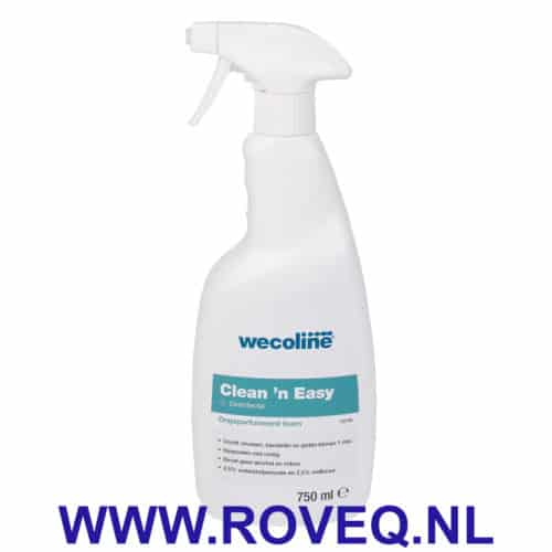 Desinfectie Clean 'n Easy foamspray 750ml