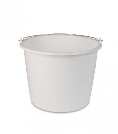 Emmer 12 liter wit