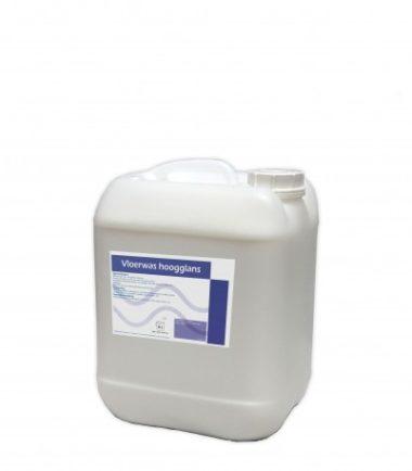 polymeer vloerwas hoogglans 5 liter