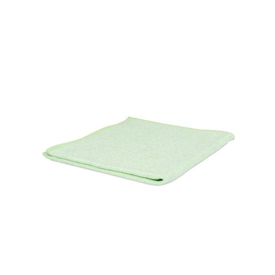 Microvezeldoek basic 40x40cm groen