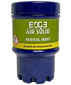 EDGE Green Air Solid luchtverfrisser navulling herbal mint 6 stuks