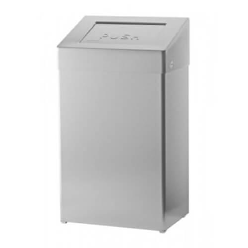 Afvalbak gesloten 50 liter SanTRAL