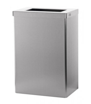 Afvalbak open 50 liter SanTRAL