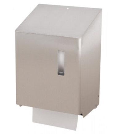 Handdoekroldispenser groot automatisch SanTRAL