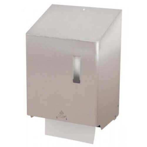 Handdoekroldispenser groot touchless SanTRAL