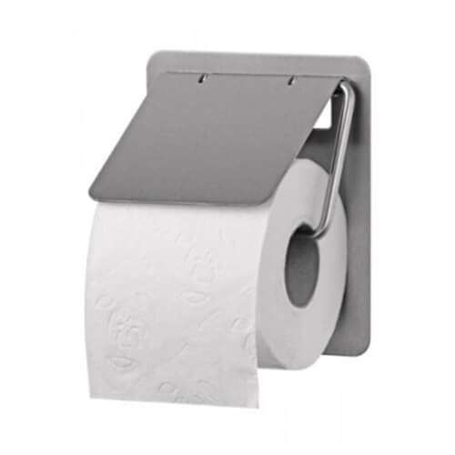 Toiletrolhouder 1rols RVS SanTRAL