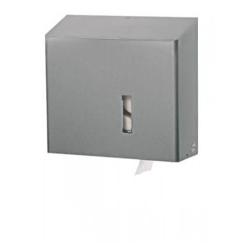 Toiletrolhouder 4rols RVS SanTRAL