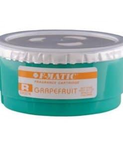 Geurpotje Grapefruit Gel - natuurlijke navulling - Qbic-line