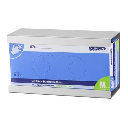 Handschoendispenser uno RVS RVS - MediQo-line