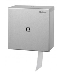 Jumboroldispenser mini RVS | Gelaste kap van 1