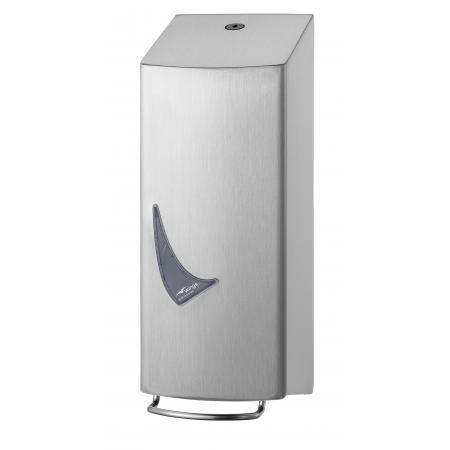Spraydispenser 900 ml RVS anti-fingerprint coating | Met 1 mm gelaste kap - Wings