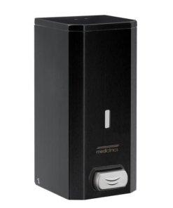 Spraydispenser RVS zwart 1500 ml RVS Zwart gepoedercoat Mediclinics